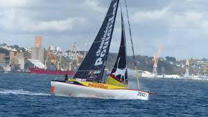 Combien de concurrents en course pour la Vendée Globe ?