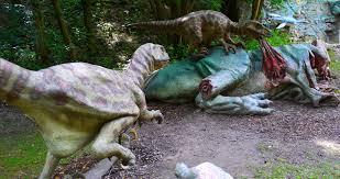 Découvrir le Dino's Park