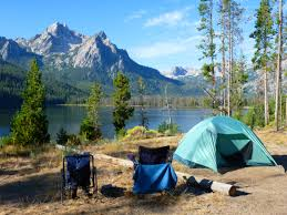 Camping les chouans de St hilaire