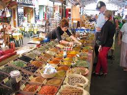 Le marché de Saint Hilaire de Riez