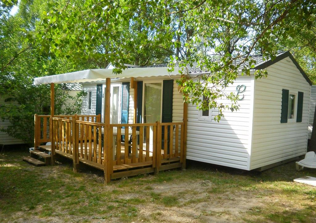 Location de mobil home dans un camping 4 étoiles à Saint Hilaire de Riez